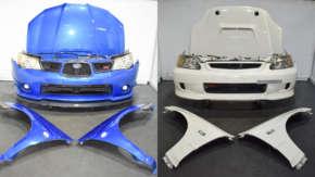 日本の盗難車が解体されアメリカで販売される!被害者も盗まれた車を発見し海外でも大炎上中