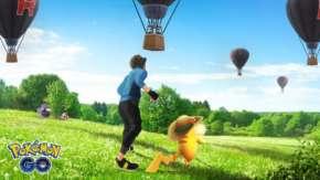 ポケモンGO ロケット団が気球で出現!ポケストップ以外でも出会えるようになったぞ