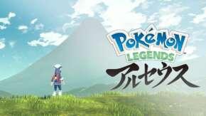 "<span class=""title"">完全新作 スイッチ版「Pokémon LEGENDS アルセウス」2022年初頭発売決定!昔のシンオウ地方を舞台にしたアクションRPG</span>"