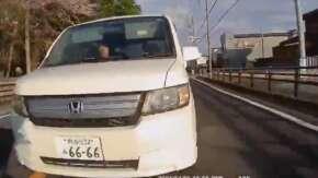 """<span class=""""title"""">埼玉県で殺人級のヤバすぎるあおり運転!バイクに親でも殺された勢いで殺しに行く車</span>"""